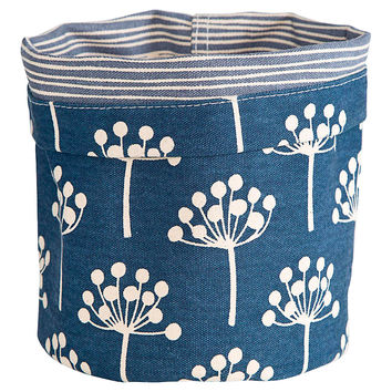 Soft Buckets, Florine Steel, Storage Baskets