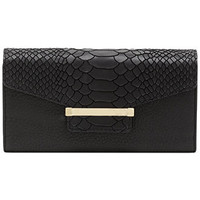 Vince Camuto Julia Checkbook Holder Wallet