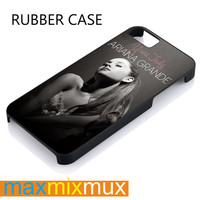 Ariana Grande iPhone 4/4S, 5/5S, 5C, 6/6 Plus Series Rubber Case