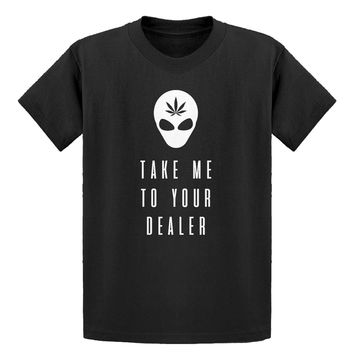 Youth Take Me to Your Dealer Kids T-shirt