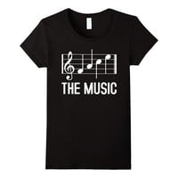 Face The Music Funny T-Shirt