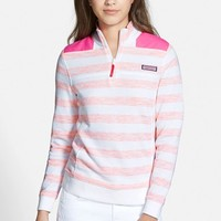 Women's Vineyard Vines 'Shep' Space Dye Stripe Shirt