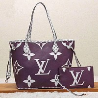 LV Women Fashion Leather Handbag Shoulder Bag
