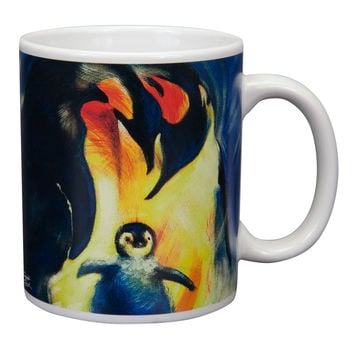 Stephen Fishwick Penguin Coffee Mug