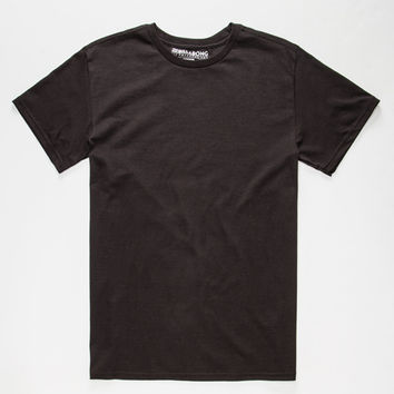 Billabong Tailored Mens T-Shirt Black  In Sizes