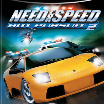 Need for Speed 2 Hot Pursuit - Player's Choice - Nintendo Gamecube (Very Good)