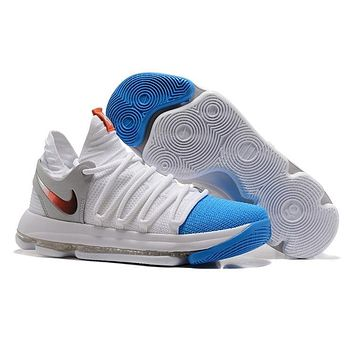 Nike Zoom Kevin Durant 10 Sneaker Men Basketball KD Sports Shoes 012