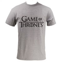 Game of Thrones GOT Logo T-shirt