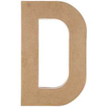 16 paper mache letter a hobby lobby 1058601