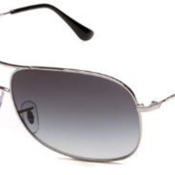 Ray-Ban RB3267 Square Aviator Sunglasses