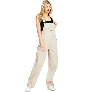 Harvest Canvas Overalls