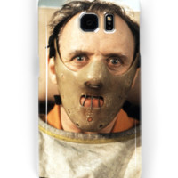 'Hannibal Lecter' Samsung Galaxy Case/Skin by ded pixel