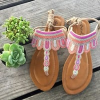 The Sarah sandal from PeaceLove&Jewels