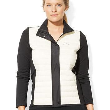 Lauren Ralph Lauren Plus Quilted Jacket