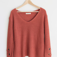 Lila Knit Sweater