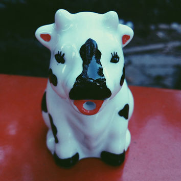 Cow Creamer by jessrechsteiner on Etsy