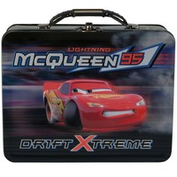 Cars - McQueen Drift Xtreme Metal Lunchbox
