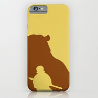 Brother Bear (no title) iPhone & iPod Case by Citron Vert