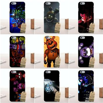 Tpwxnx  At Freddy TPU Phone Covers Case For Sony Xperia Z Z1 Z2 Z3 Z4 Z5 compact Mini M2 M4 M5 T3 E3 XA