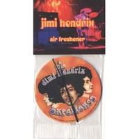 Jimi Hendrix - 3 Heads Air Freshener