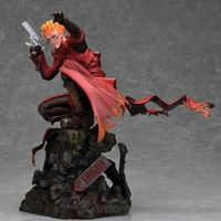 Trigun -Badlands Rumble- Fullcock 1/6 Scale Figure : Vash the Stampede Attack Ver. [PRE-ORDER] - HYPETOKYO