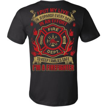 I'M A FIREFIGHTER