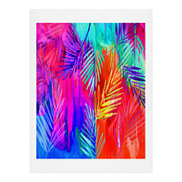 Holly Sharpe Tropical Heat 01 Art Print