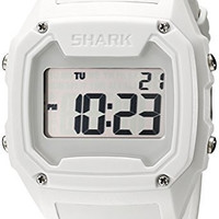 Freestyle Men's 101057 Shark Classic Rectangle Shark Digital Watch
