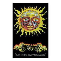 Sublime Sun Blacklight Poster Print, 23x35 Collections Blacklight Poster Print, 23x35 Blacklight Poster Print, 23x35