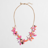 FACTORY GIRLS' RAINBOW FLOWERS NECKLACE