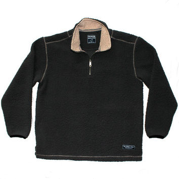 Properly Tied Charcoal Pullover