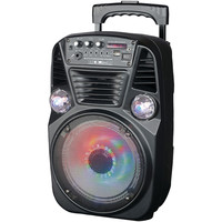Supersonic Bluetooth Disco Light Dj Speaker