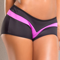 Vertical Vixen Dragonfly Short, Gypsy Workout Shorts