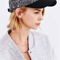 Wooly Colorblock Baseball Hat