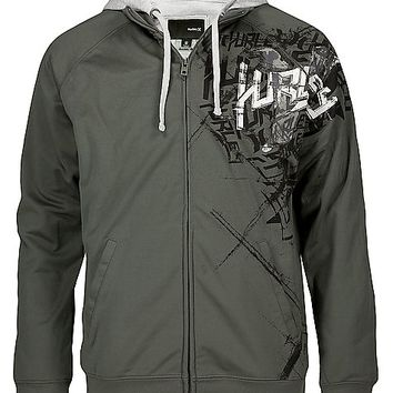 Hurley Dos Whiplash 2-In-1 Jacket