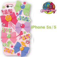 Sailor Moon Character Silicone Case for iPhone 5s/5 (Sailor)