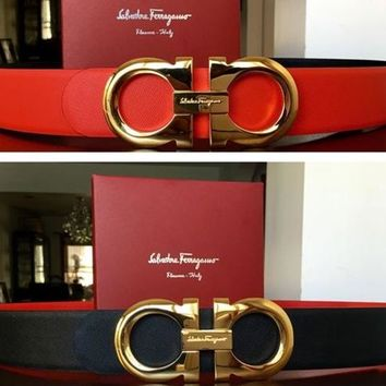 Ferragamo Girls Boys Belt
