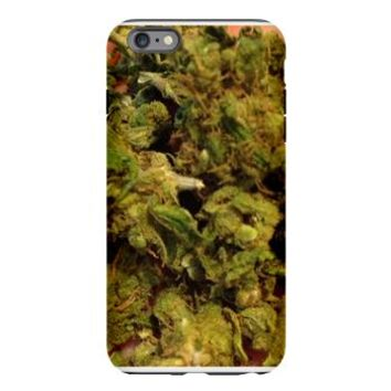 Weed iPhone Plus 6 Tough Case> 420 Gear Stop