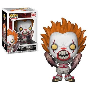 Pennywise with Spider Legs Funko Pop! Movies It