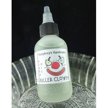 KILLER CLOWN Beard Oil | Cotton Candy | 2 oz