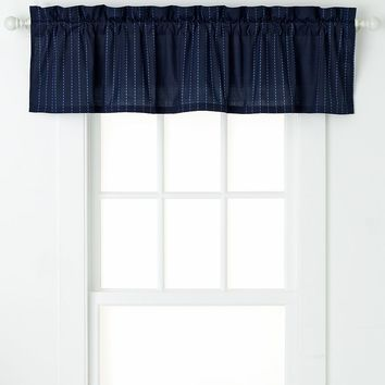 Jumping Beans MVP Window Valance - 62'' x 13'' (Blue)