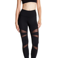 High Waist Mesh It Up Legging