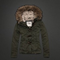 Abercrombie & Fitch - Shop Official Site - Womens - Outerwear - Jordan