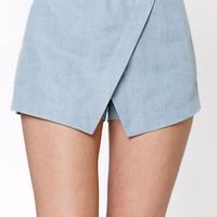 LA Hearts Chambray Skort at PacSun.com