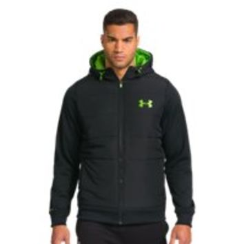 Under Armour Mens UA Storm ColdGear Infrared Survivor Hybrid Hoodie