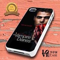 stefan salvatore the vampire diaries for iphone, ipod, samsung galaxy, HTC and Nexus PHONE CASE