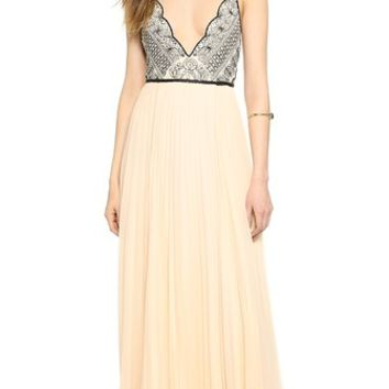 Free People Belle of the Ball Maxi Dress
