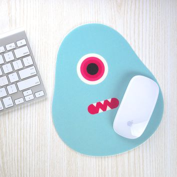 Monster Egg Mouse Pad