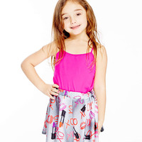 Kids XOXO Skater Skirt