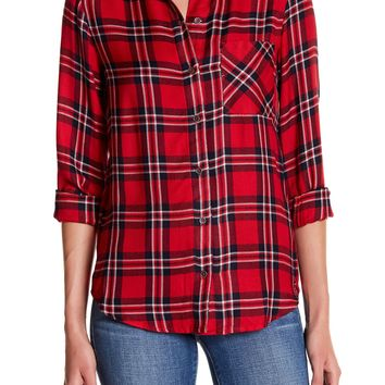 Rip Curl | Ellie Plaid Flannel | Nordstrom Rack